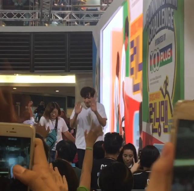 GAMBAR LEE KWANG SOO DI MALAYSIA 26 NOV 2016 !