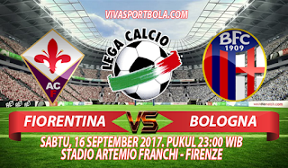 Prediksi Fiorentina vs Bologna 16 September 2017