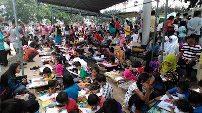 Festival Pelajar kota Magelang 2016