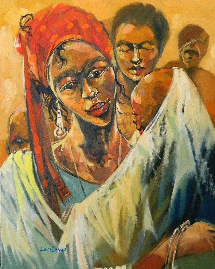 Нигерийский художник
