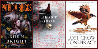 8 fanatasies to read in March