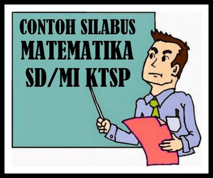 Download Contoh SILABUS Matematika SD/MI KTSP Terbaru