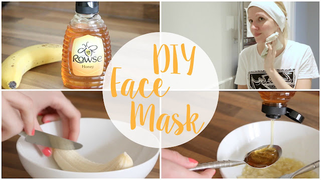 Easy DIY Face Mask Facials
