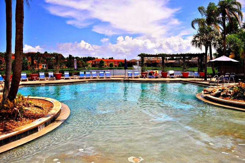 Piscina Casa Terra Verde Resort