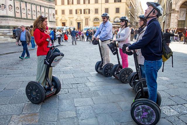 Tour de Segway com audioguia em Milão