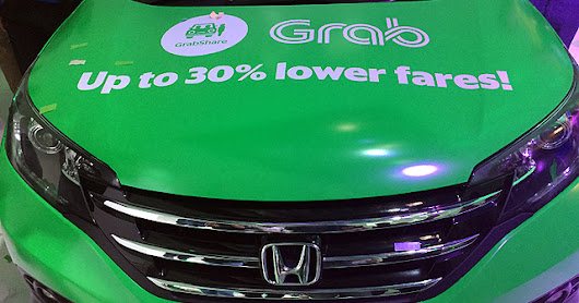 Grab Launches GrabShare, the Malaysia's First On-Demand Carpooling Service