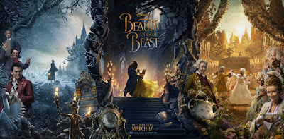 Beauty and the Beast (2017) Banner Poster
