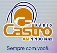 Rádio Castro Am 1130 de Castro PR ao vivo