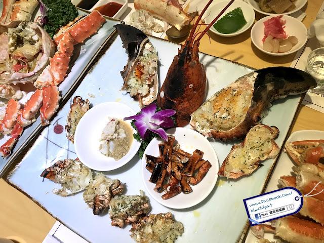 龍蝦也有N食,絕對要留肚。