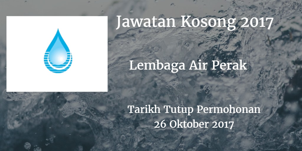 Jawatan Kosong LAP 26 Oktober 2017