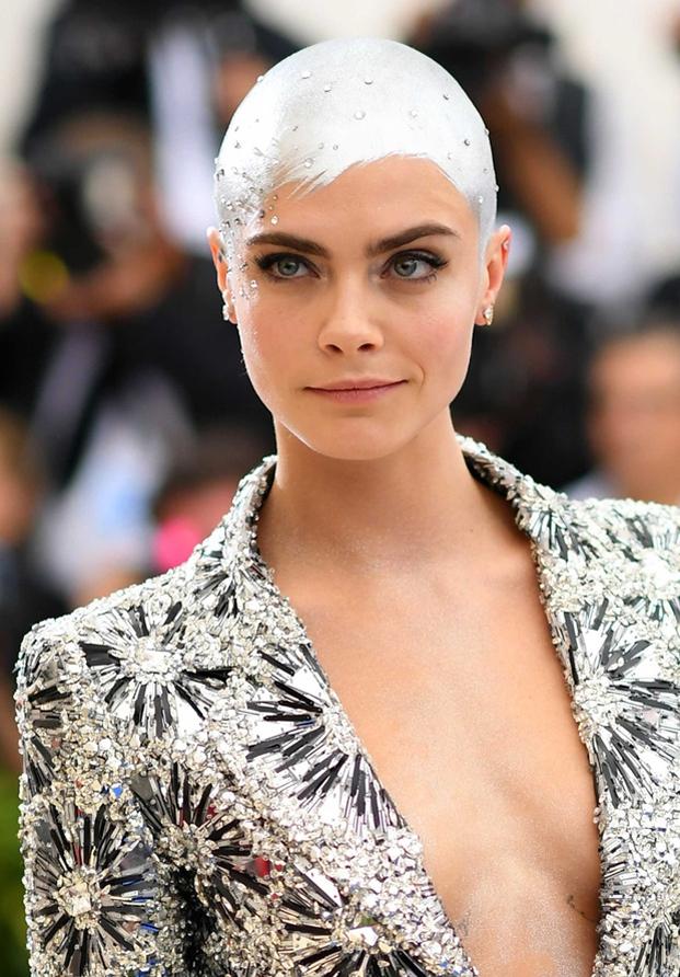 Cara Delevigne Met Gala 2017