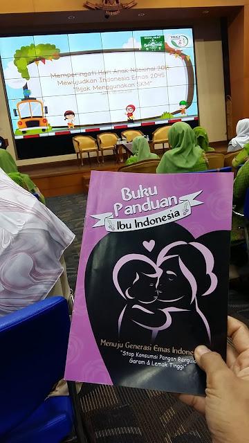 Buku Panduan Ibu Indonesia