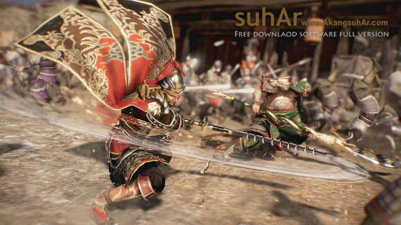 Download GAMES PC Dynasty Warriors 9 Full DLcs