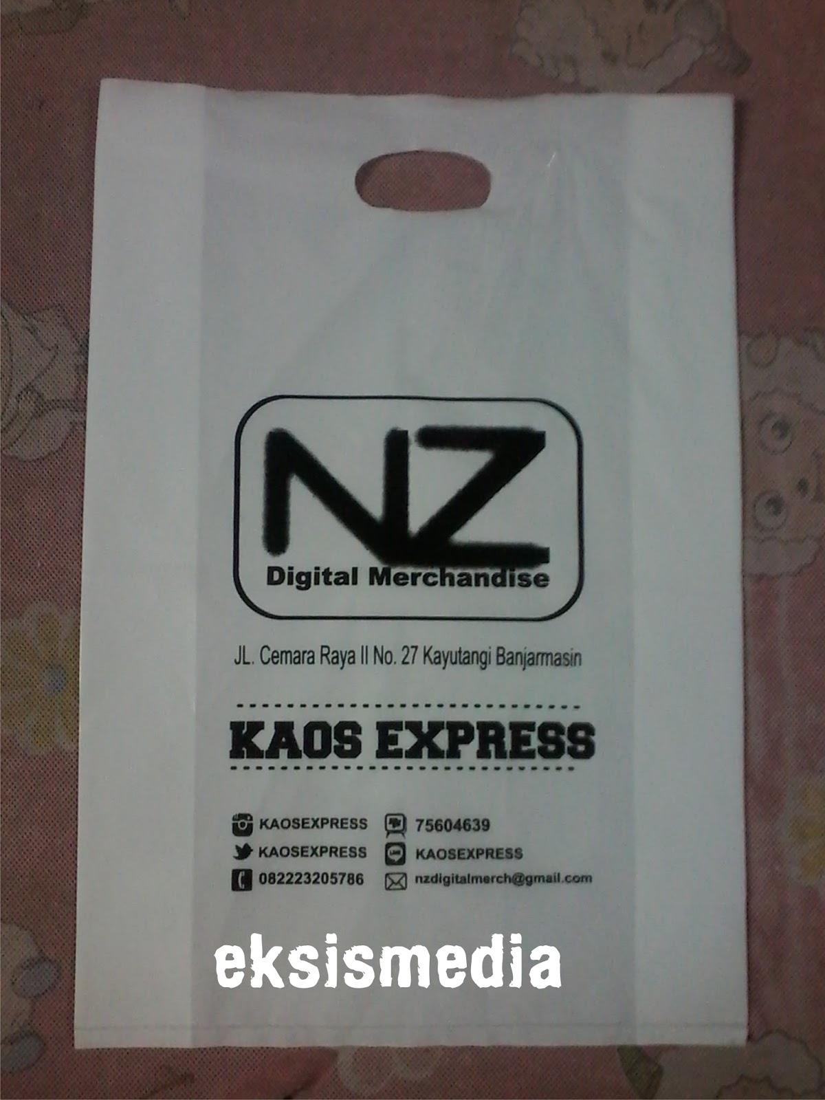 Jual Tas Plastik Murah di Kota Mataram  eKSis Media