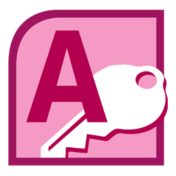 Preview of Microsoft access 2010 icon, microsoft icons, office 2010 icon.