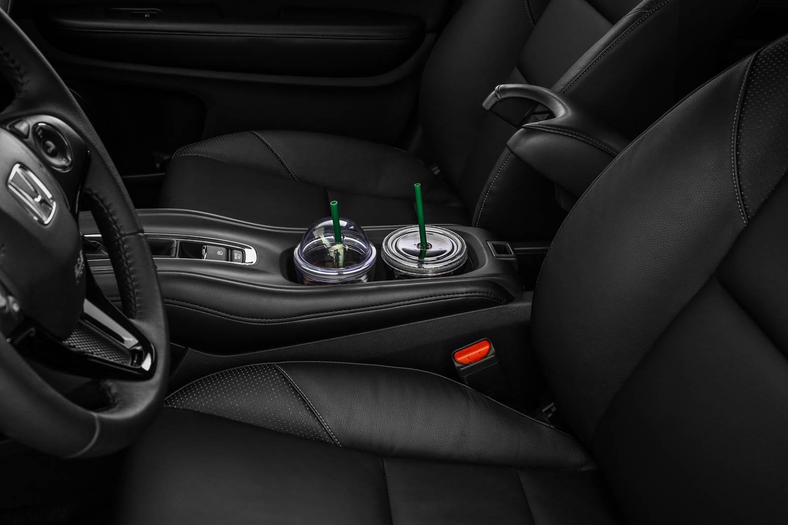 Honda hr v todos os detalhes do suv compacto brasileiro for Honda hr v interieur