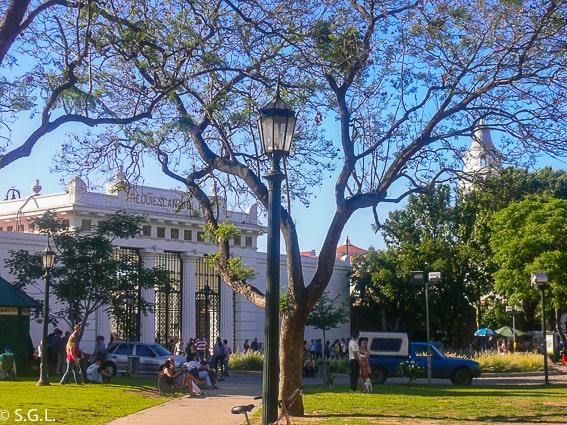 Cementerio de Buenos Aires. 5 cementerios para pasar la noche de Halloween