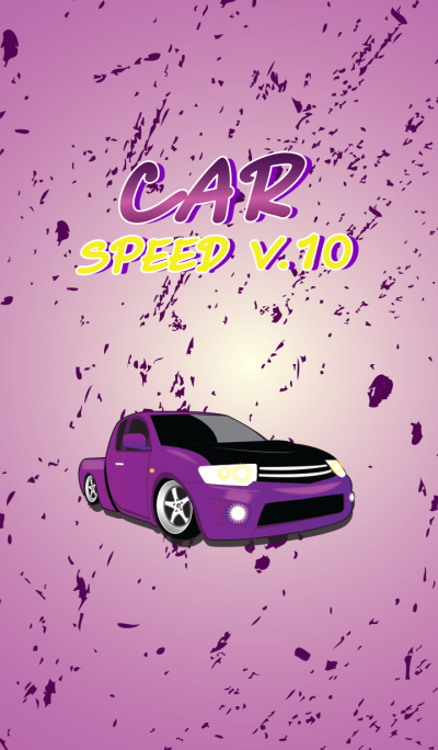 Car speed v.10