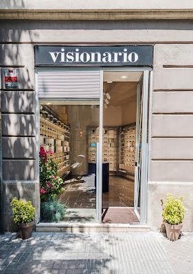 tienda gafas de sol Visionario en Barcelona