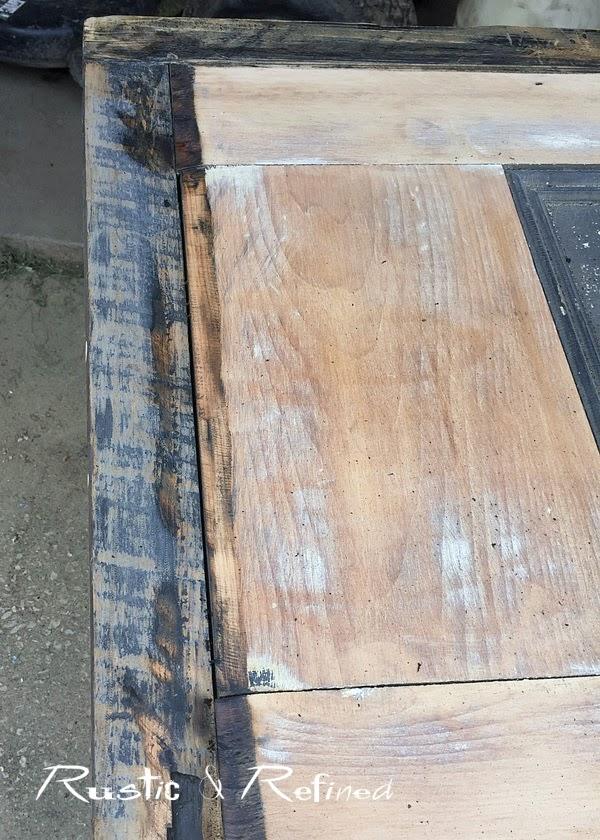 How to make a barn door