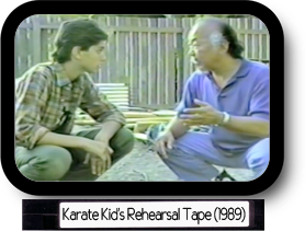 Karate Kid: Rehearsal Tapes