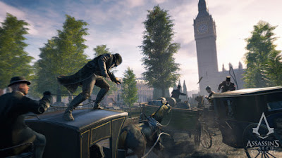 صور لعبة ASSASSINS CREED SYNDICATE-CODEX