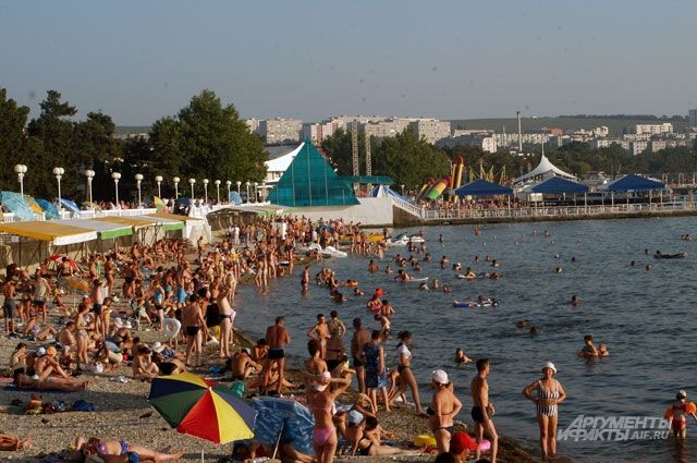 Геленджик, Анапа, Сочи. Плюсы и минусы отдыха на российских курортах