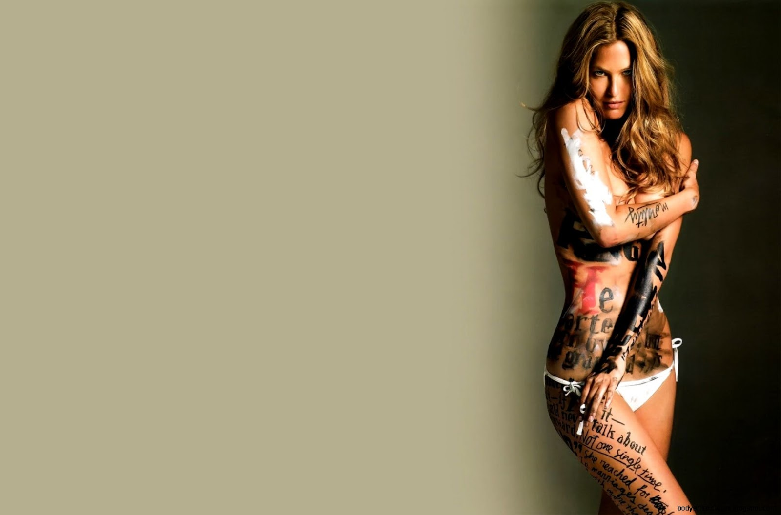 Wallpaper Body Art Body Art Pictures