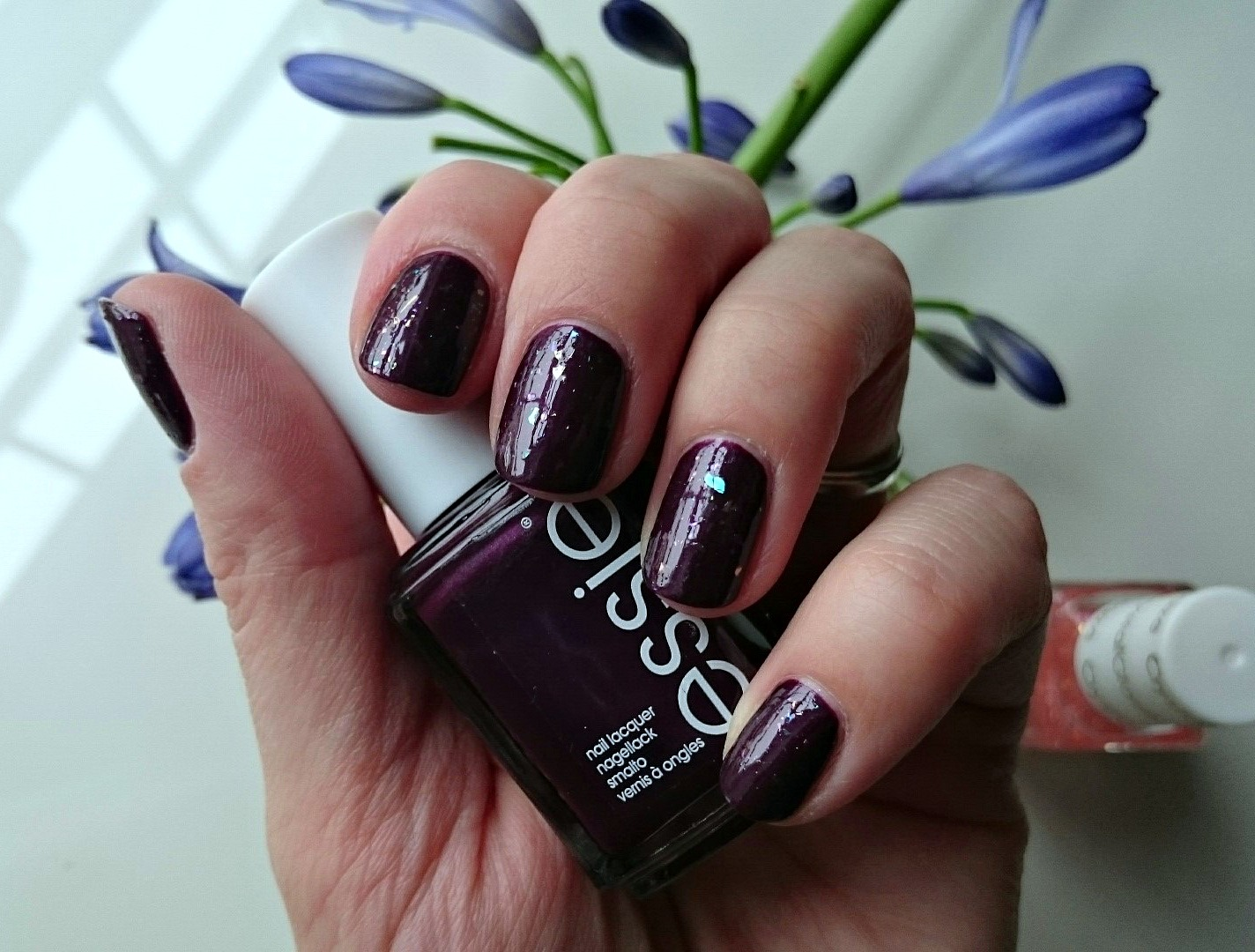Essie Damsel in a dress