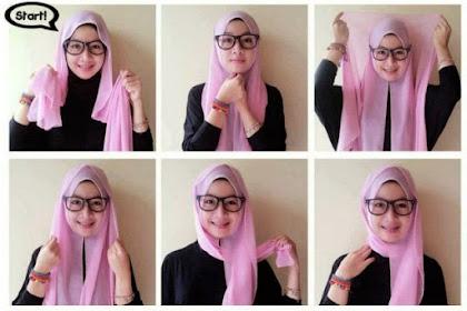 20 Tutorial Hijab Pashmina Terbaru Simple Modis 2017