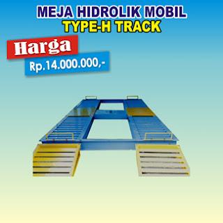 Meja Hidrolik-Track