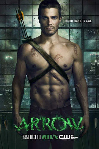 Arrow [Temporadas Completas] [6/6] [Latino] [1080p/720p HD] [Varios Hosts] Arrow+Temporada+1+Completa+Portada
