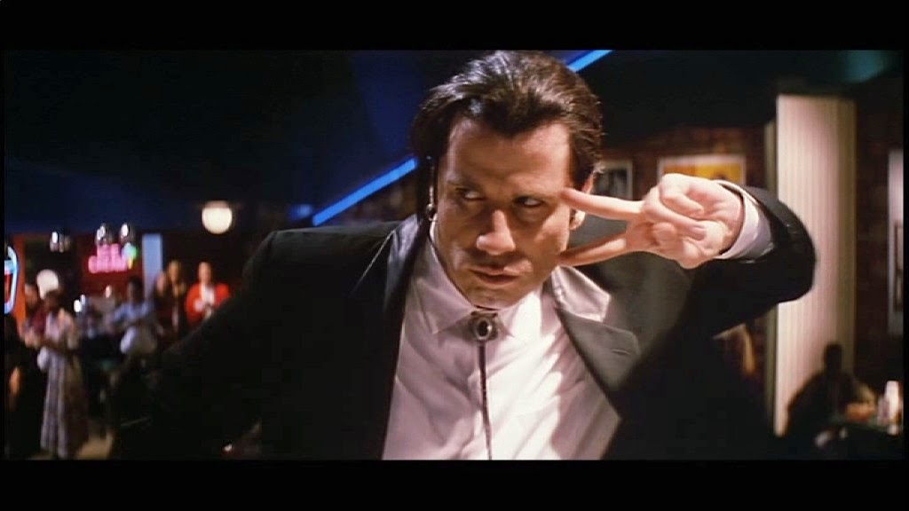 Pulp Fiction and the existential crisis