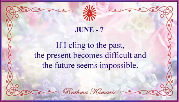 Thought For The Day June 7