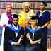 President Buhari's Children, Yusuf and Zahra graduates from College in UK (Photos)