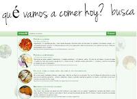 buscadores, recetas, cocina, gastronomía
