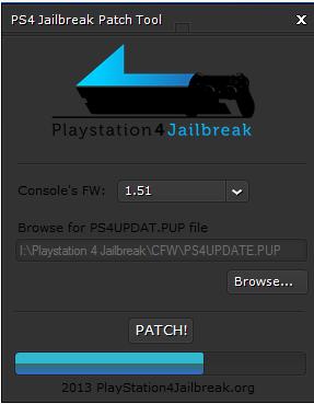 PS4 Jialbreak