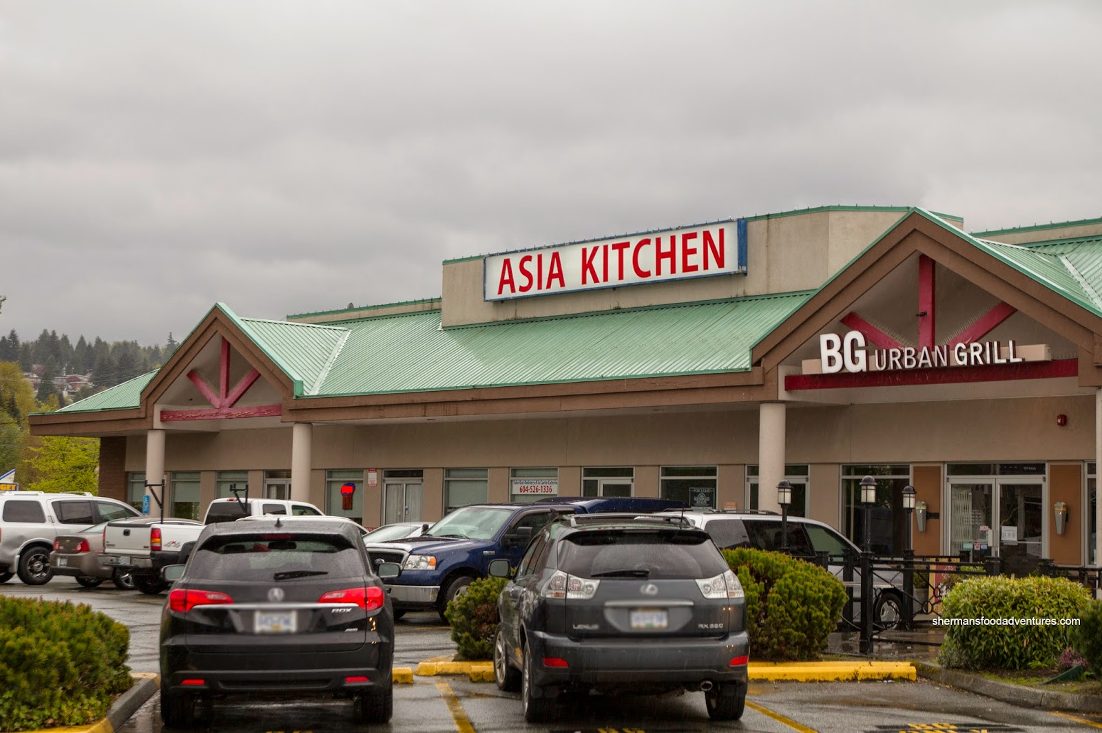 New Asia Kitchen Coquitlam