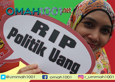 Demokrasi Suap dan Para Politisi Garong, Omah1001.net