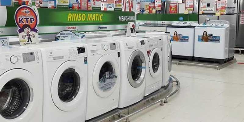 Mesin Cuci LG TWIN Wash