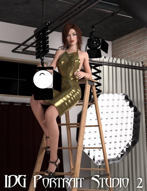 IDG Portrait Studio 2