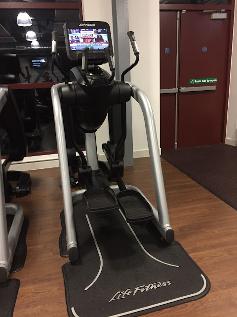 Life Fitness Cross Trainer at Robinson Pools & Fitness, Bedford