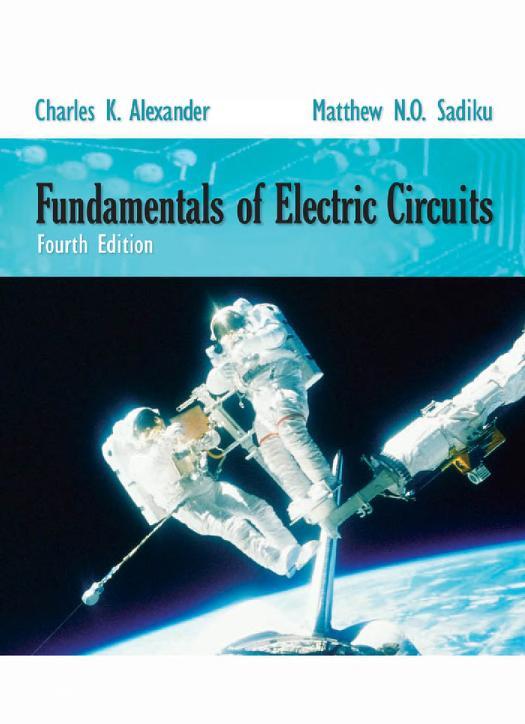 Fundamentals Of Electric Circuits PDF Book