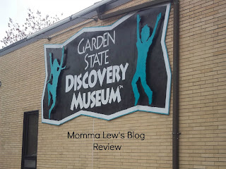 the garden state discovery museum