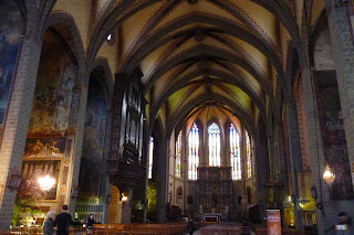 Catedral de St-Jean o San Juan Bautista.