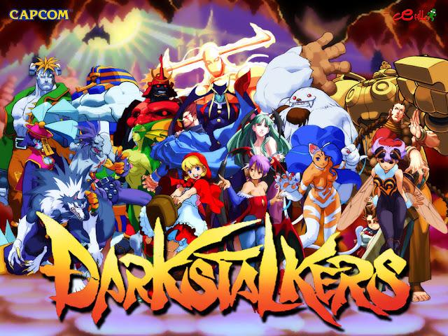 Darkstalkers' Revenge