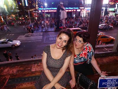 Comer en Bubba Gump Times Square
