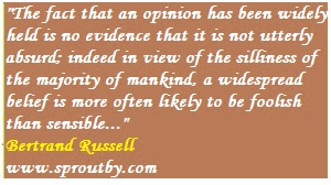 #Bertrand Russell, Belief quotes, religion quotes, self development quotes