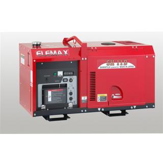 Máy phát điện ELEMAX SH11D 8.8 KVA