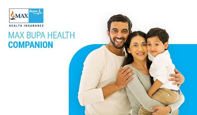 Max Bupa Health Insurance Companion Plan
